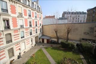 St Denis Appartement 2 pièces de 39 m²