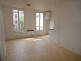 St Denis Appartement 1 pièce de 23 m²